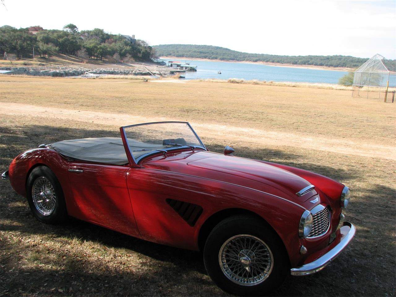 Large Picture of '60 Austin-Healey 3000 - MSG9