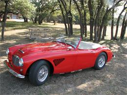 Picture of Classic 1960 Austin-Healey 3000 located in Lago Vista Texas Offered by a Private Seller - MSG9
