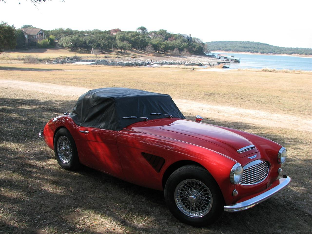 Large Picture of 1960 Austin-Healey 3000 located in Texas - MSG9