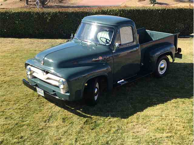 Picture of Classic '55 Ford F100 - MSGB