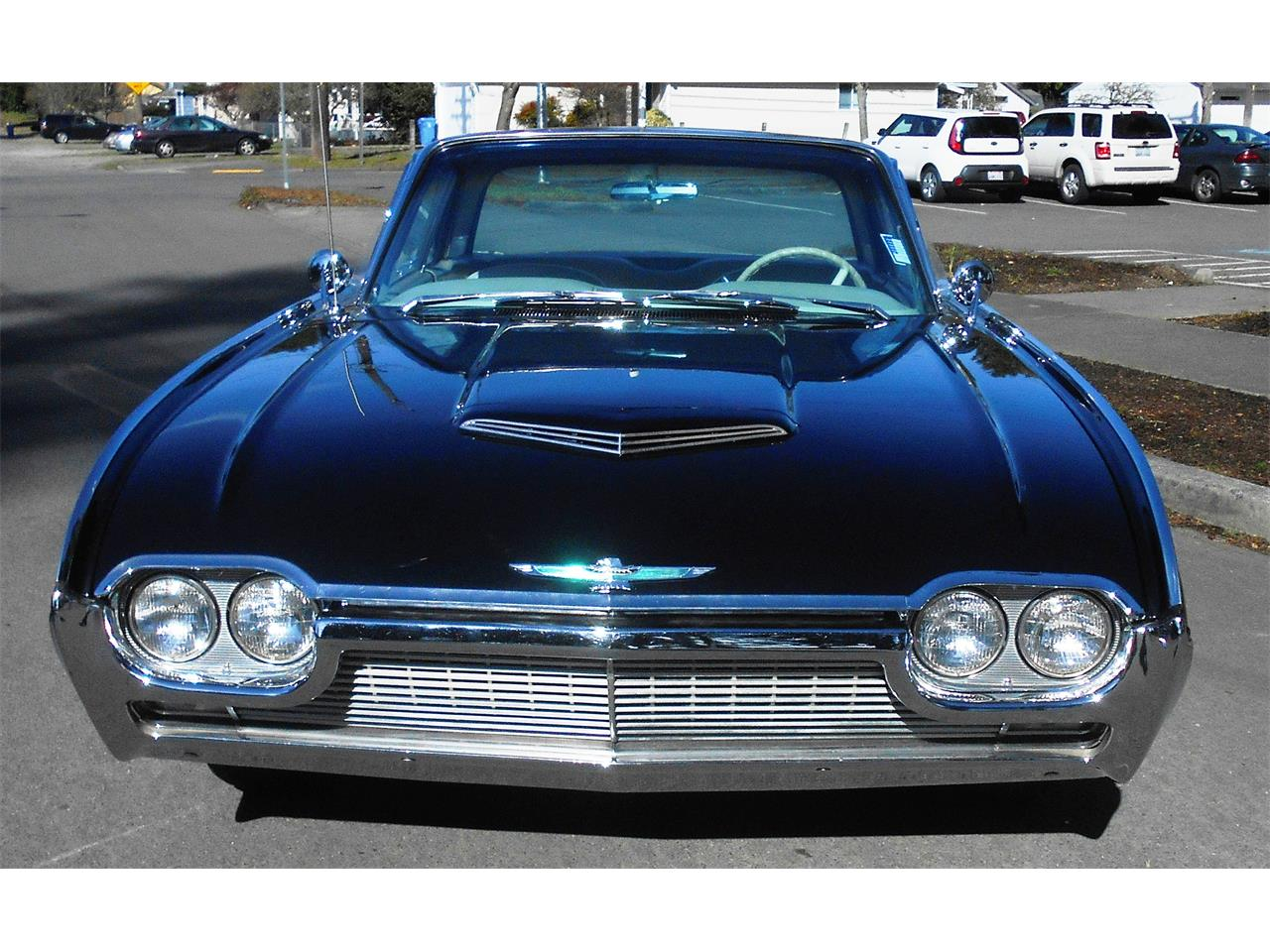 Large Picture of Classic '61 Ford Thunderbird - $17,000.00 - MSGC