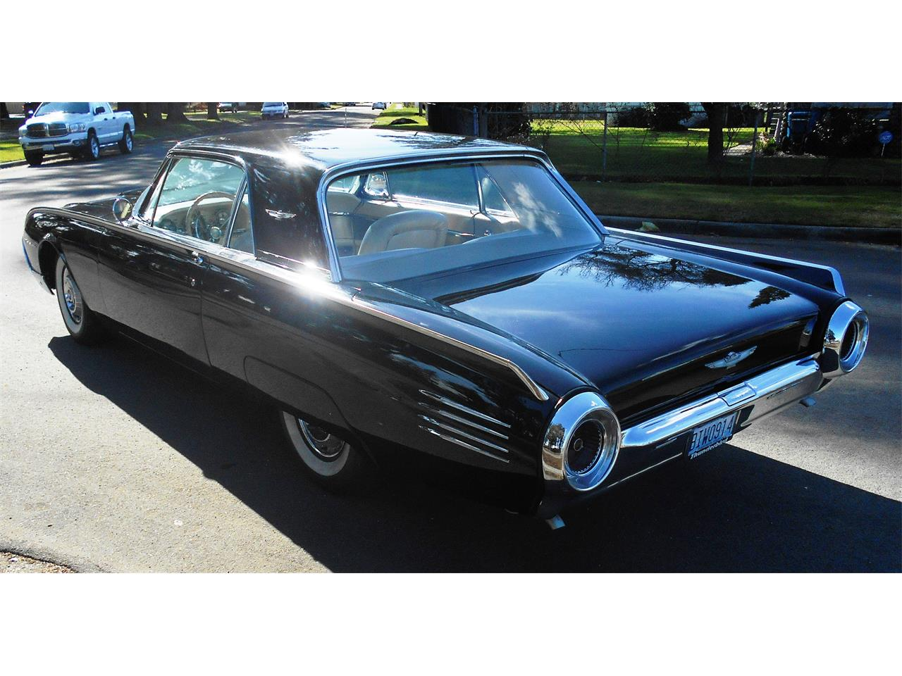 Large Picture of '61 Ford Thunderbird located in Washington Offered by Austin's Pro Max - MSGC