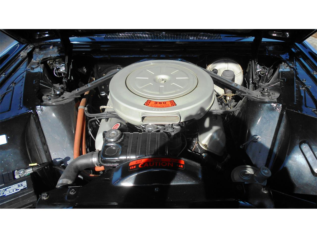 Large Picture of '61 Ford Thunderbird located in Washington - MSGC