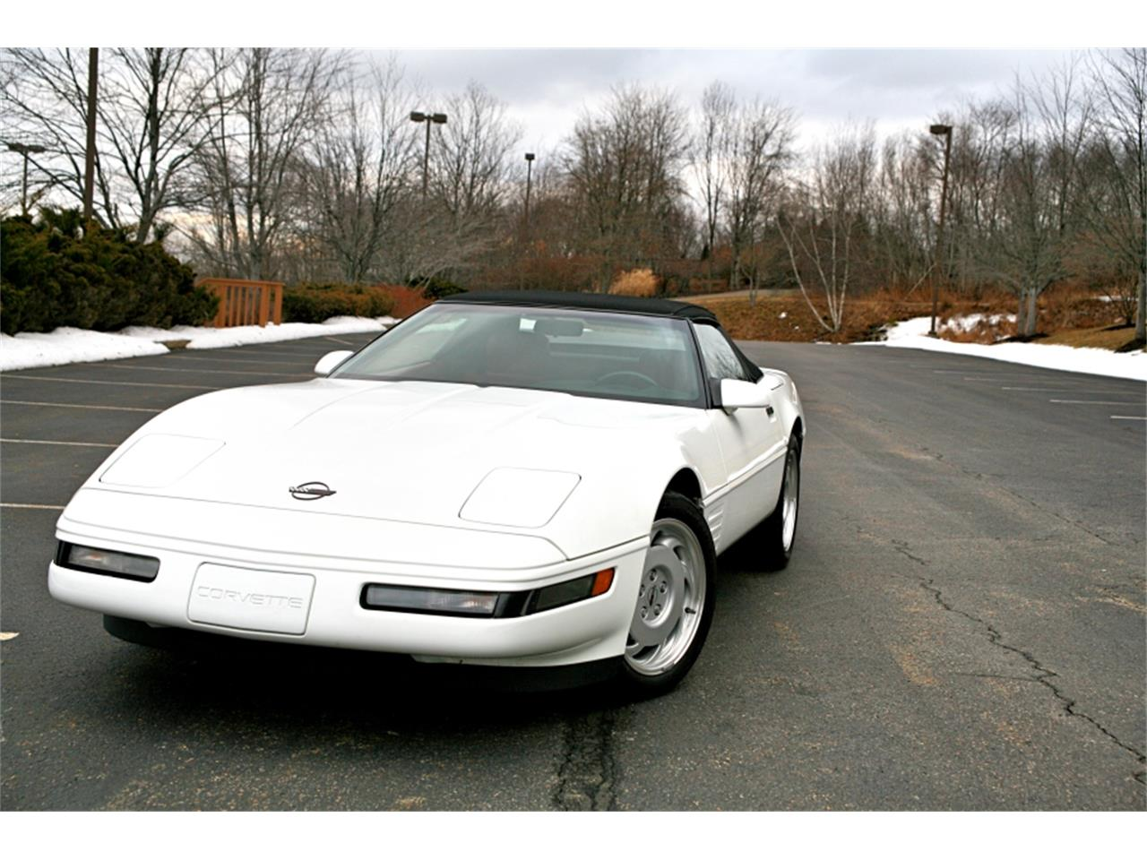 Large Picture of '92 Chevrolet Corvette located in Old Forge Pennsylvania - MSGH
