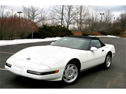 Picture of 1992 Chevrolet Corvette located in Old Forge Pennsylvania - MSGH