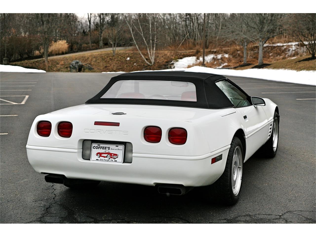 Large Picture of '92 Chevrolet Corvette Offered by Coffee's Sports and Classics - MSGH