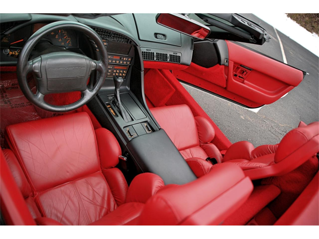 Large Picture of '92 Corvette located in Old Forge Pennsylvania - $19,900.00 - MSGH