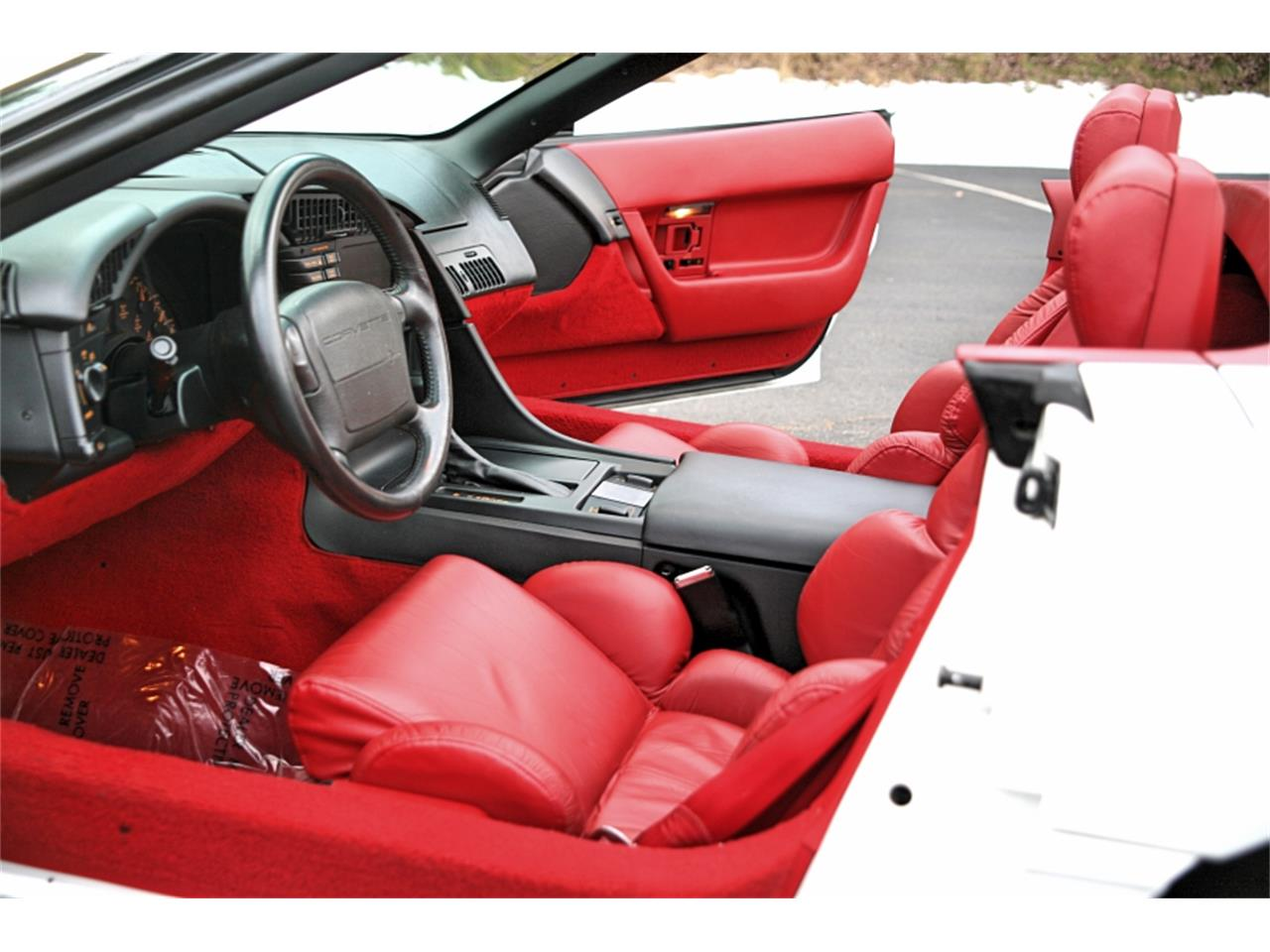Large Picture of 1992 Chevrolet Corvette Offered by Coffee's Sports and Classics - MSGH