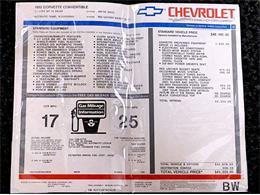 Picture of '92 Chevrolet Corvette - MSGH