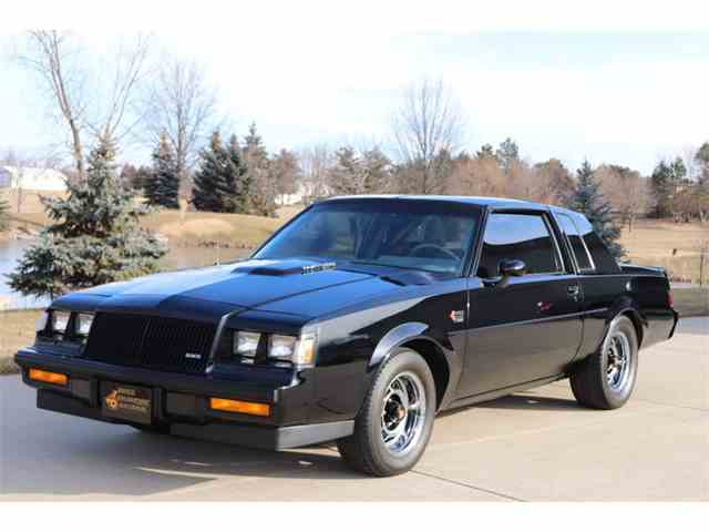 Picture of 1987 Grand National located in Illinois - MSGX