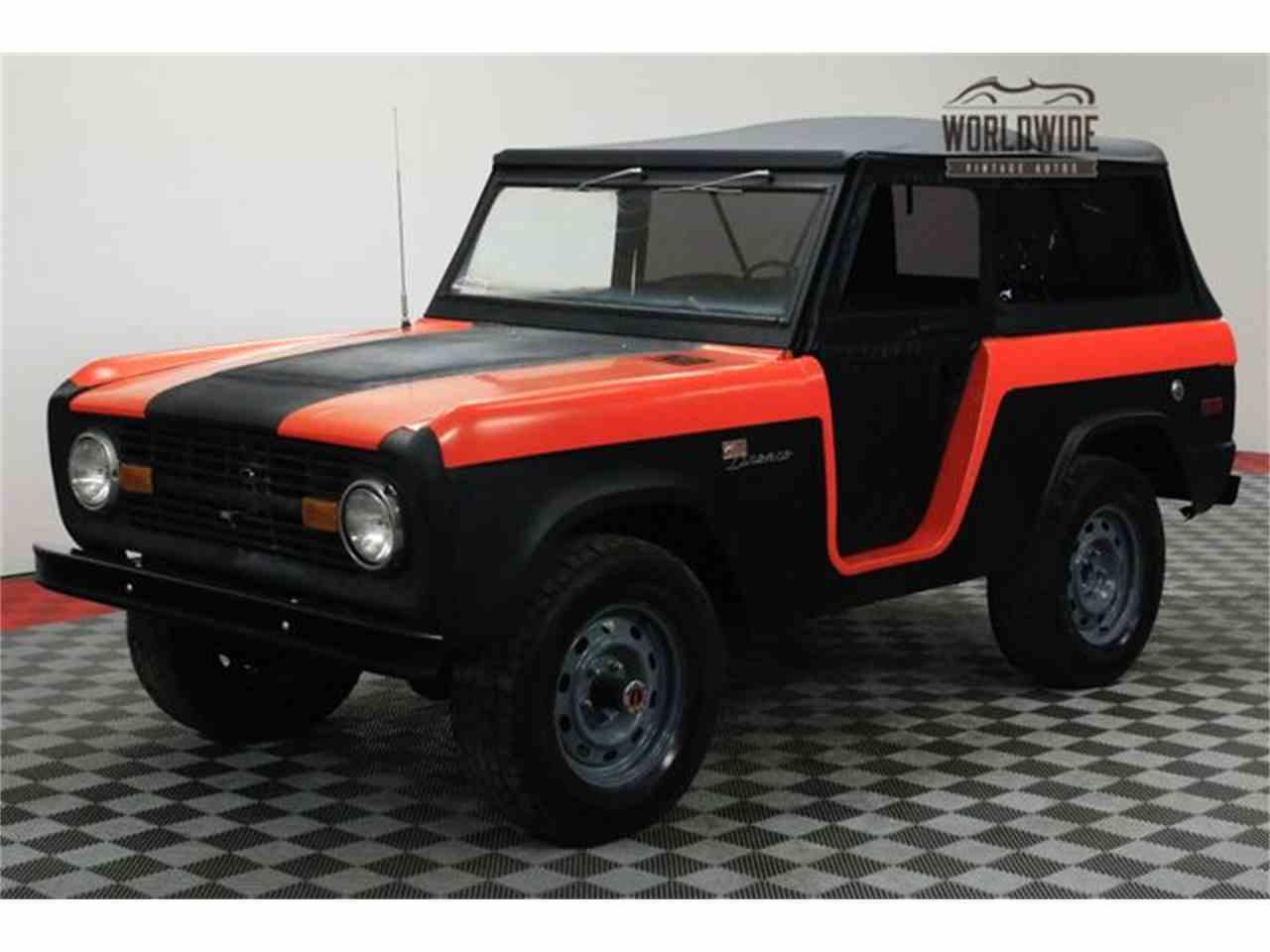 1974 Ford Bronco for Sale | ClassicCars.com | CC-1060333