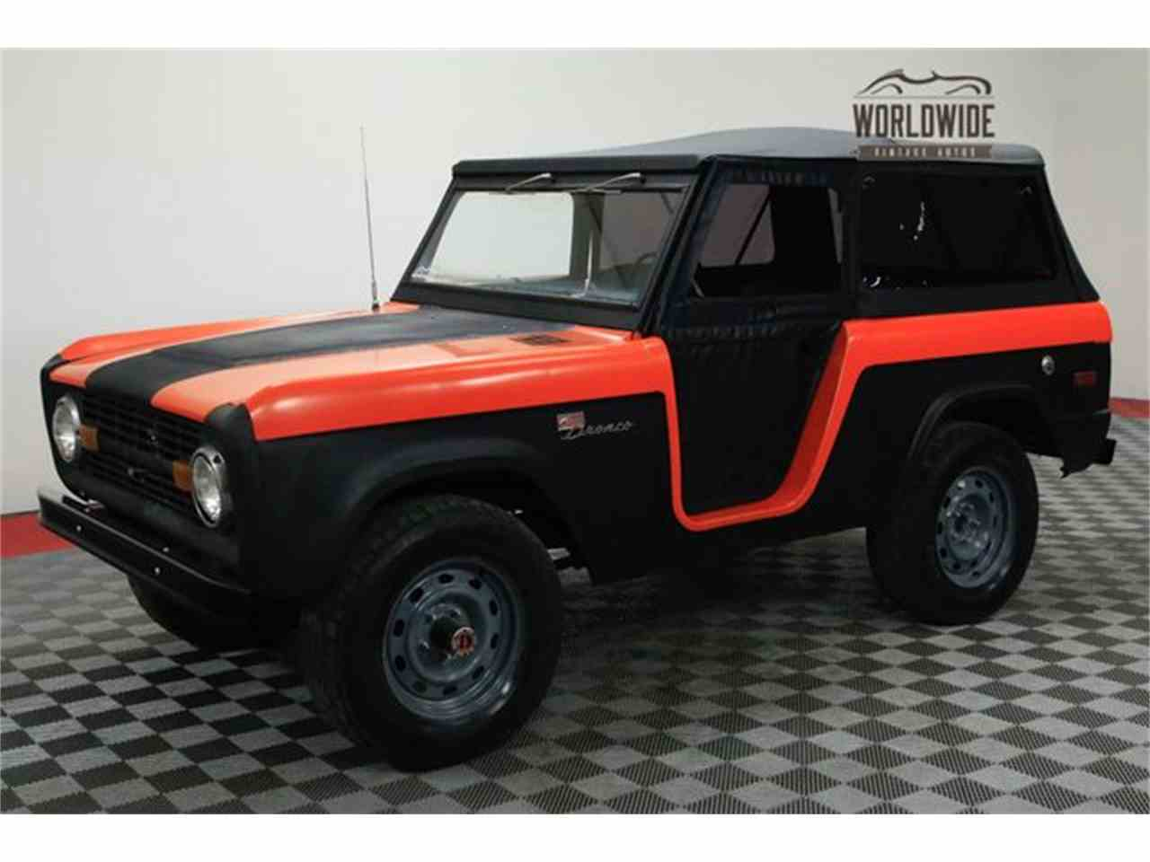 1974 Ford Bronco for Sale | ClassicCars.com | CC-1060333