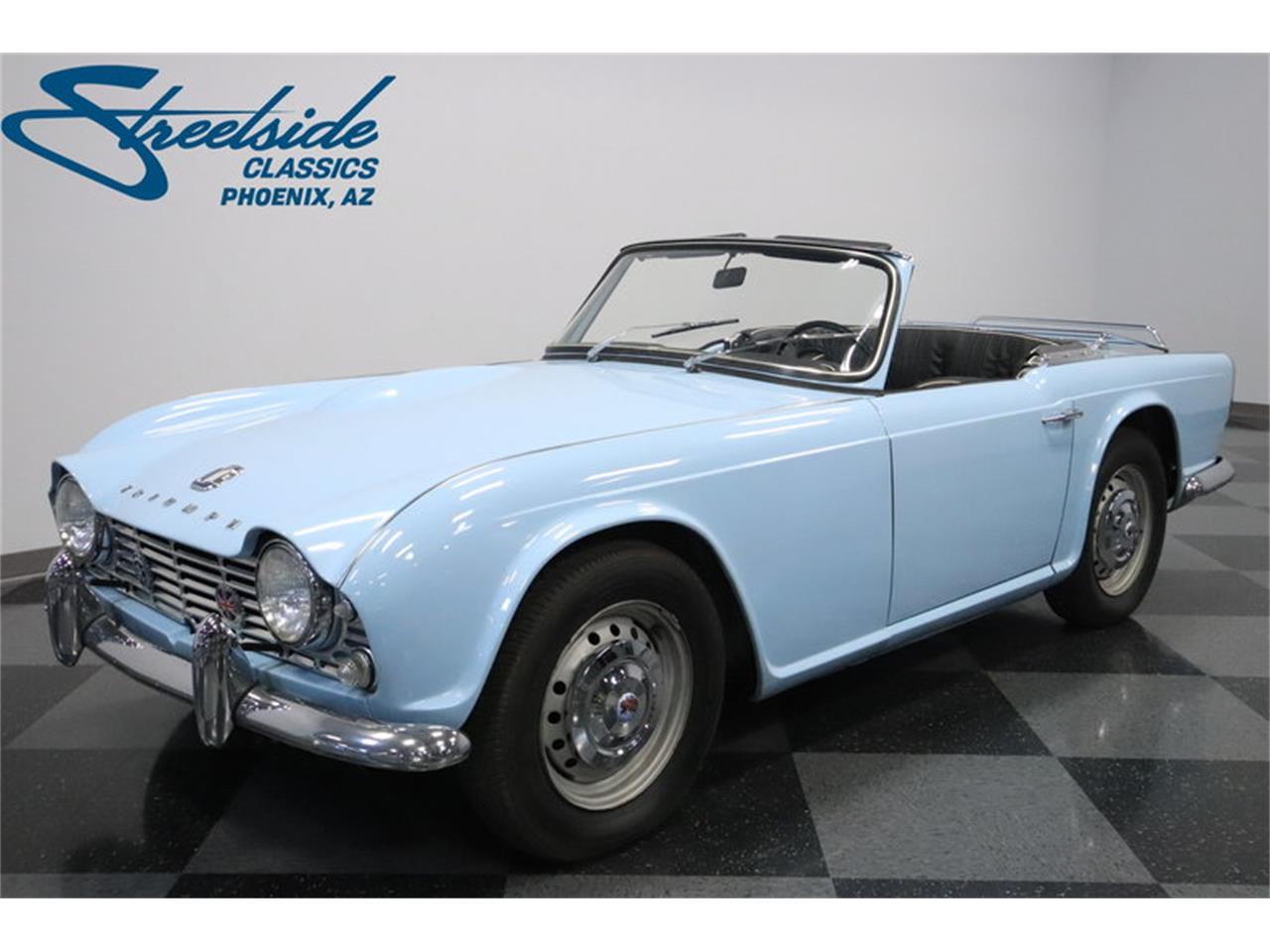 1962 Triumph Tr4 For Sale Classiccarscom Cc 1063331