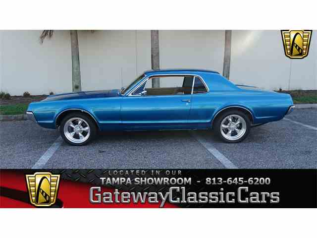 Picture of '67 Cougar - MSHS