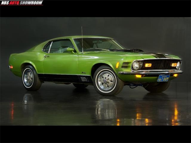 Picture of '70 Mustang - MSIM