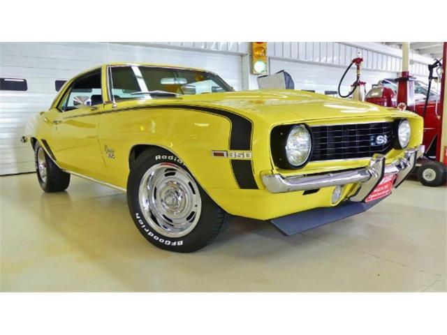 Picture of 1969 Camaro located in Columbus Ohio Offered by  - MSIS