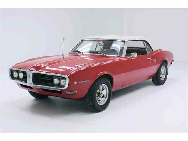 Picture of '68 Firebird - MSK0
