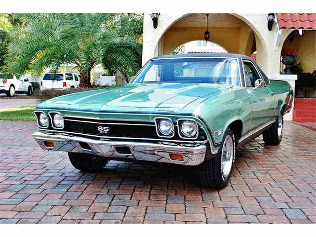 Picture of '68 El Camino - MSKA