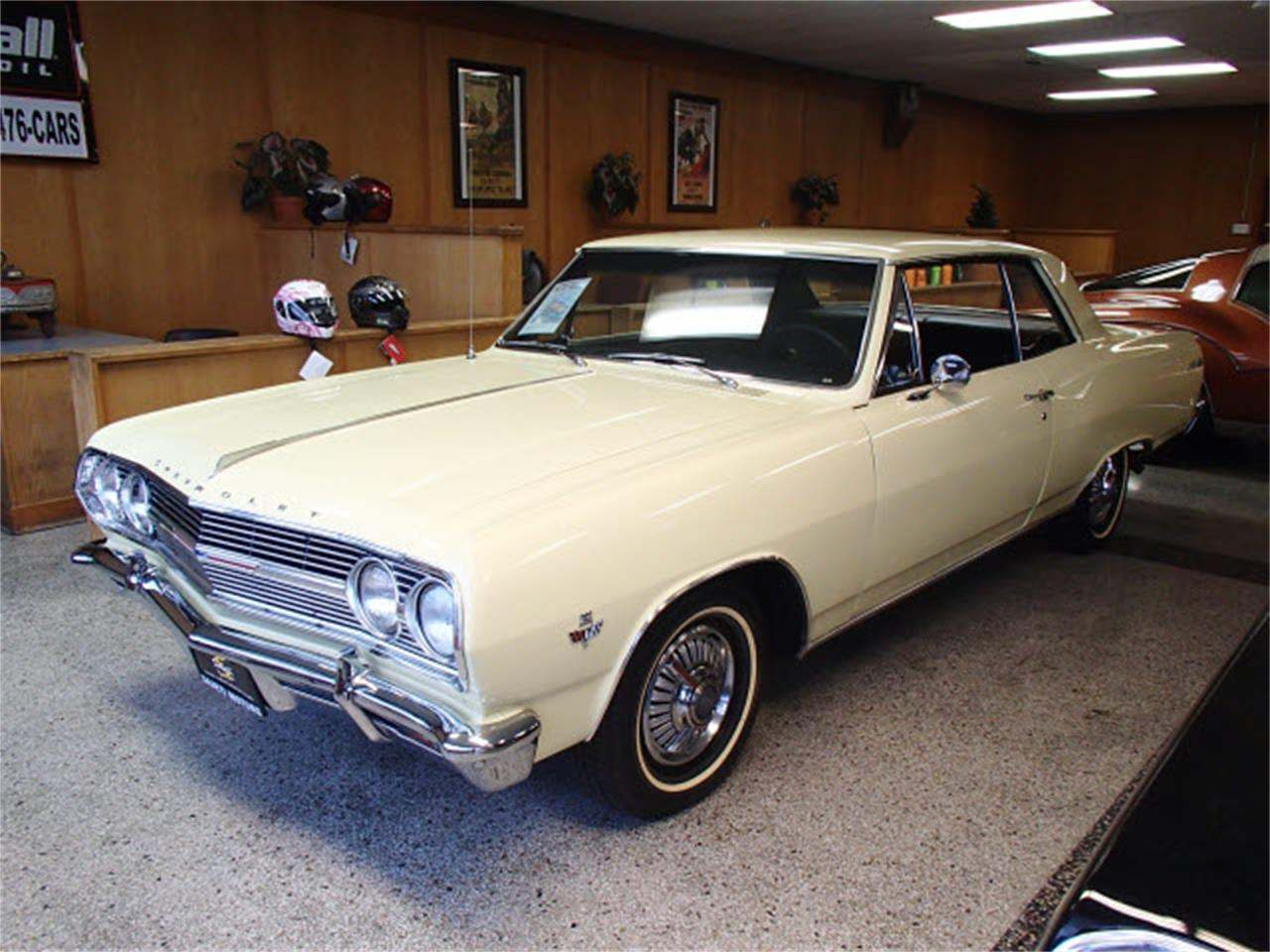 Large Picture of '65 Chevelle located in Tacoma Washington - $33,990.00 Offered by Sabeti Motors - MSKU