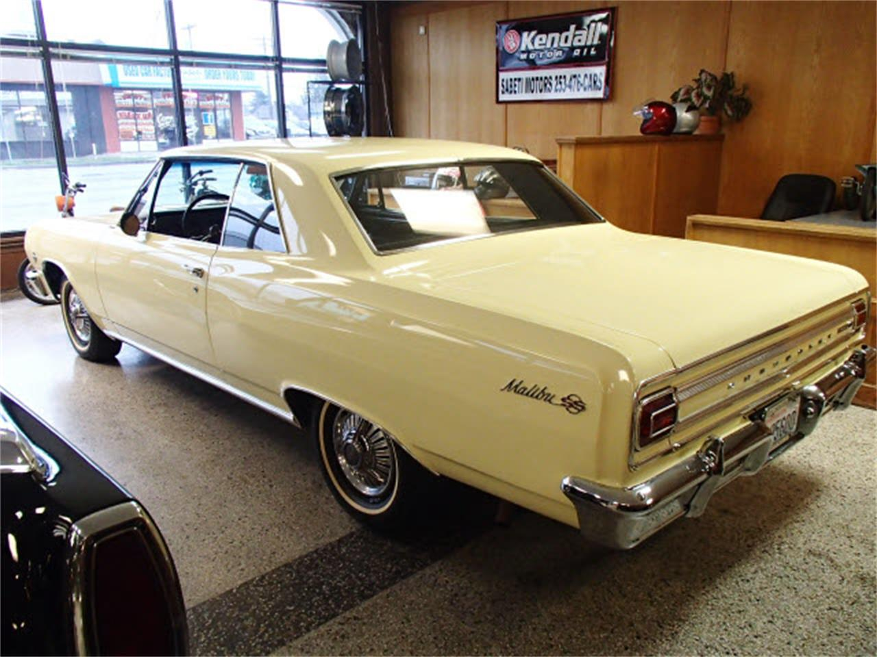 Large Picture of Classic '65 Chevrolet Chevelle located in Tacoma Washington - MSKU