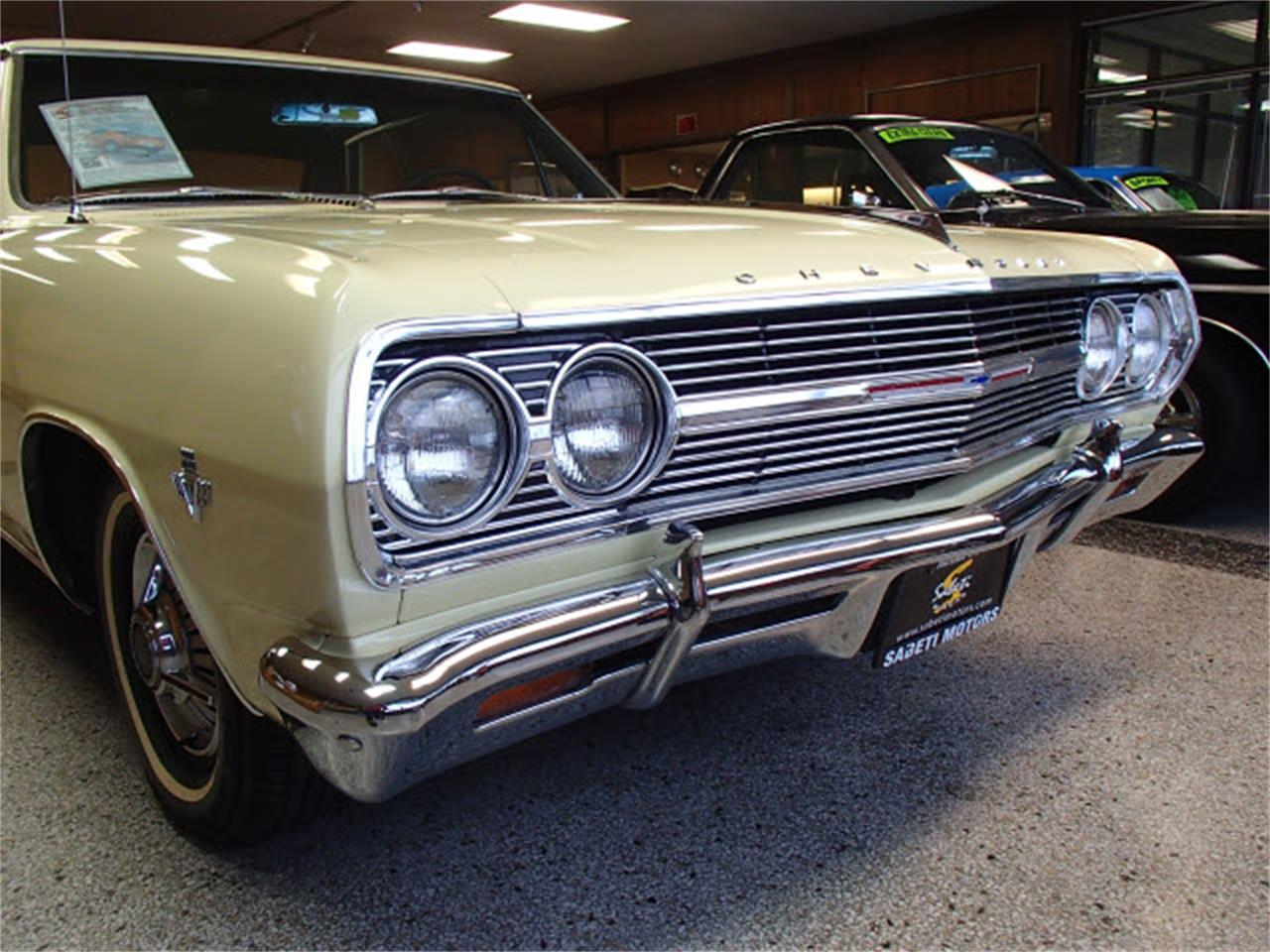 Large Picture of 1965 Chevrolet Chevelle - $33,990.00 Offered by Sabeti Motors - MSKU