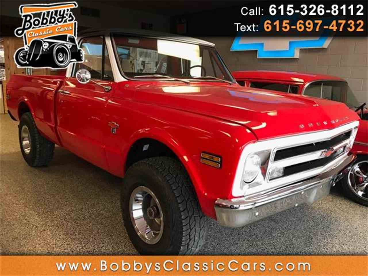 1968 Chevrolet Pickup for Sale | ClicCars.com | CC-1063479