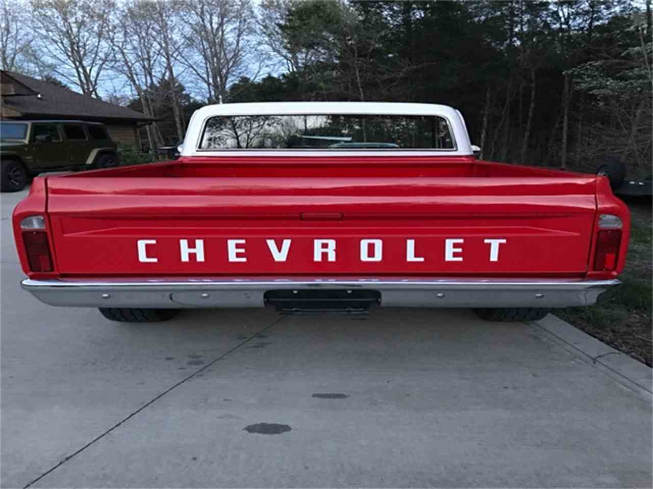 Large Picture of Classic '68 Chevrolet Pickup located in Dickson Tennessee Offered by Bobby's Car Care - MSL3