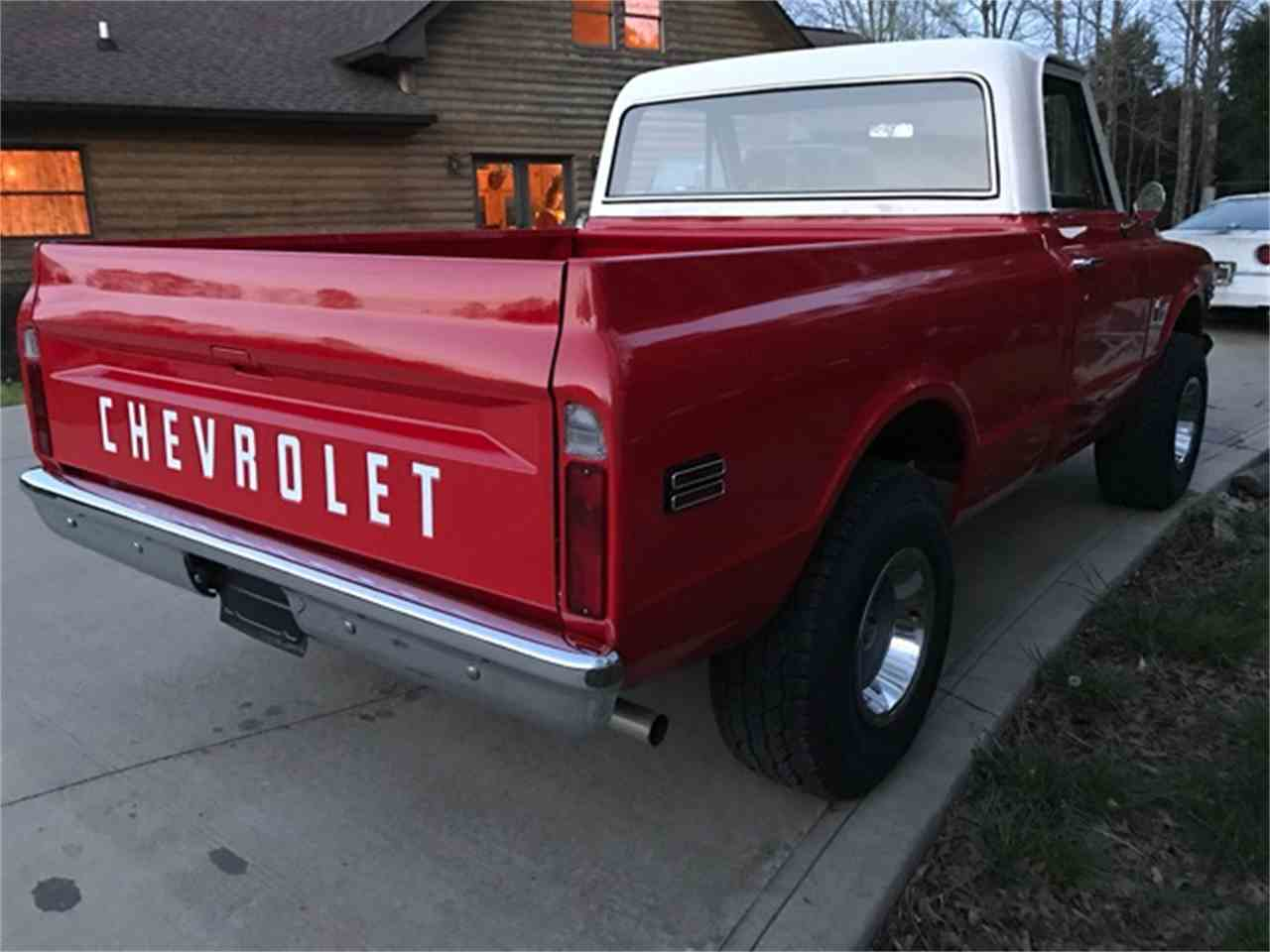 Large Picture of 1968 Pickup Offered by Bobby's Car Care - MSL3