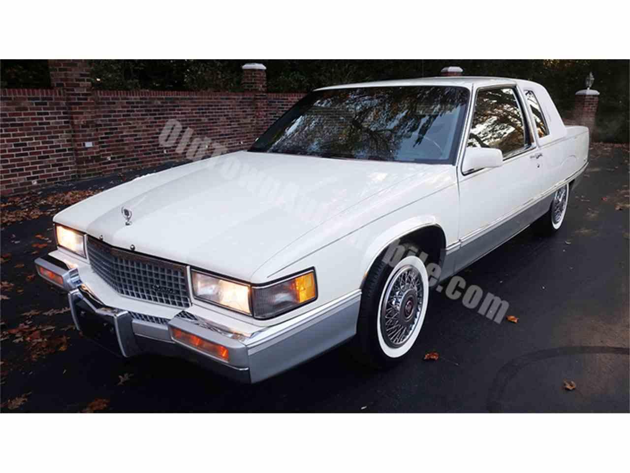 1989 Cadillac Fleetwood for Sale | ClicCars.com | CC-1060349