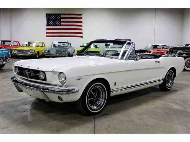 Picture of '65 Ford Mustang - MSLV