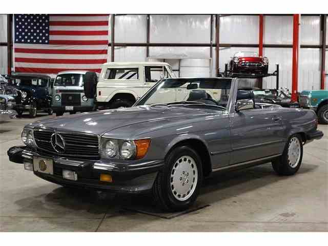 Picture of '89 560SL - MSLY
