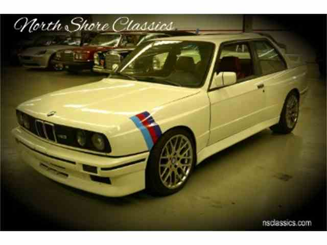 1987 to 1989 BMW M3 for Sale on ClassicCars.com