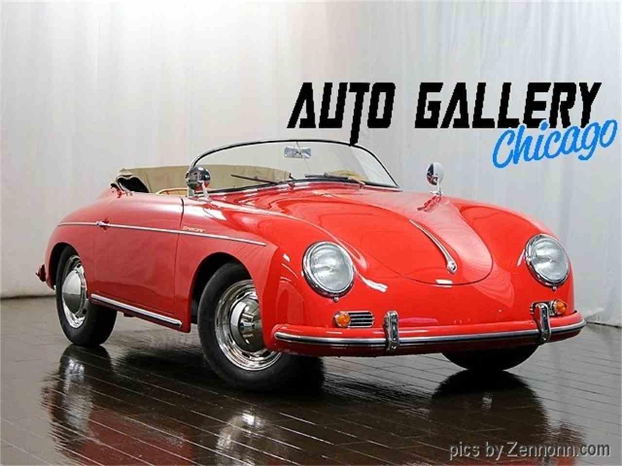 1964 Porsche 356 for Sale | ClicCars.com | CC-1063541