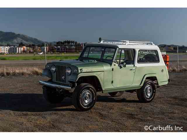 Picture of '69 Jeepster - MSNV