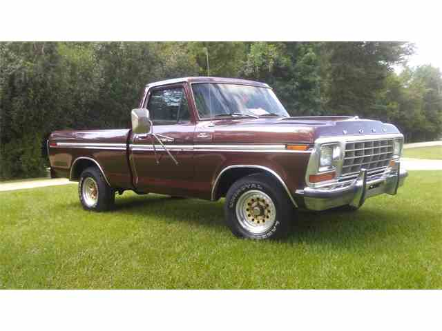Picture of 1978 Ford F100 - $5,800.00 - MSNX