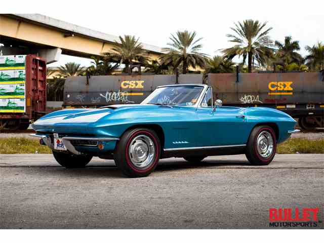 Picture of 1967 Chevrolet Corvette - MSNZ