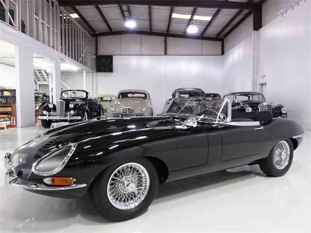 Picture of '67 E-Type - MSO6