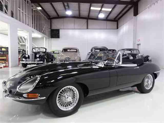 Picture of '67 Jaguar E-Type located in St. Louis Missouri - MSO6