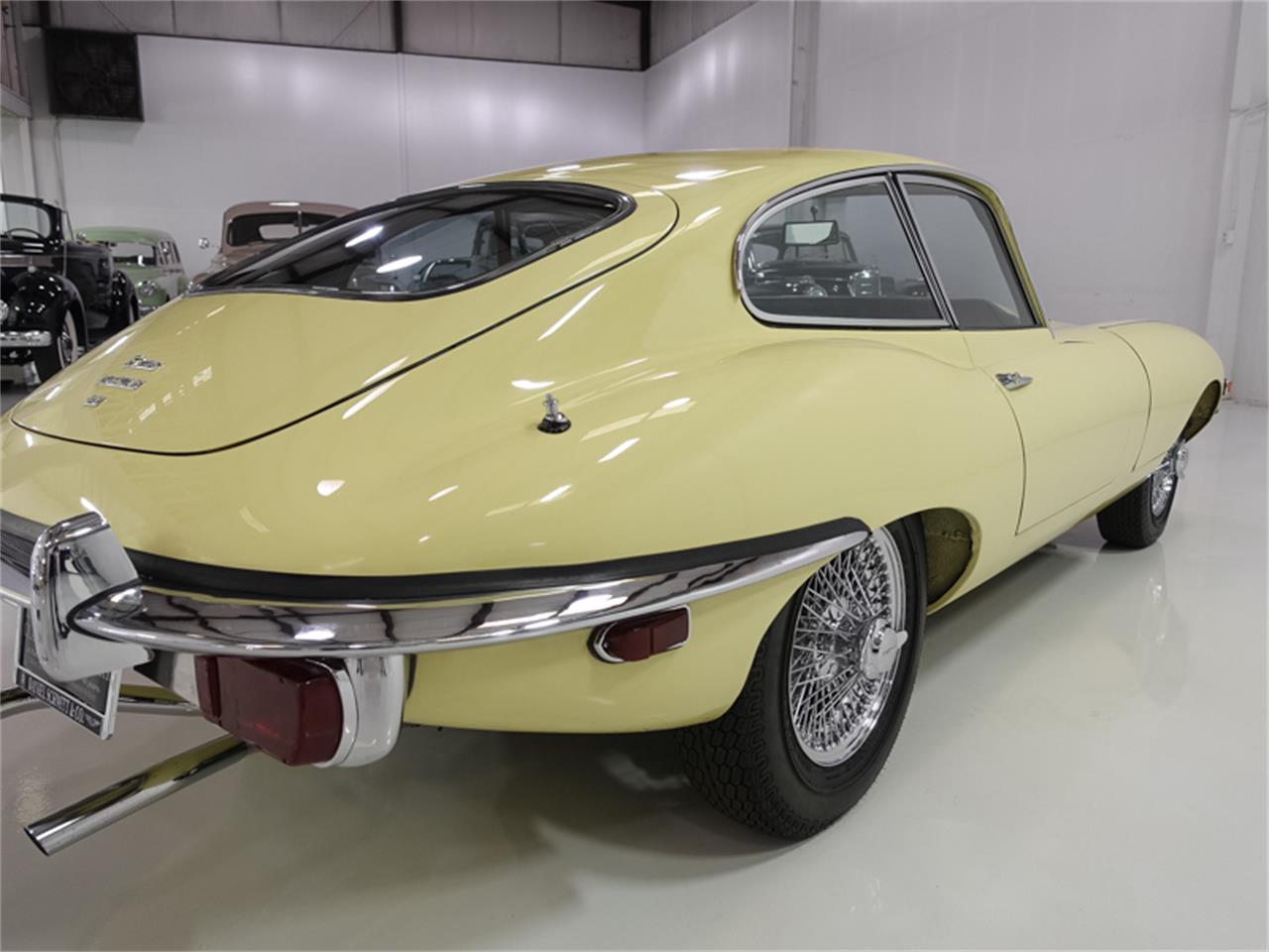 Large Picture of '70 E-Type - MSOK