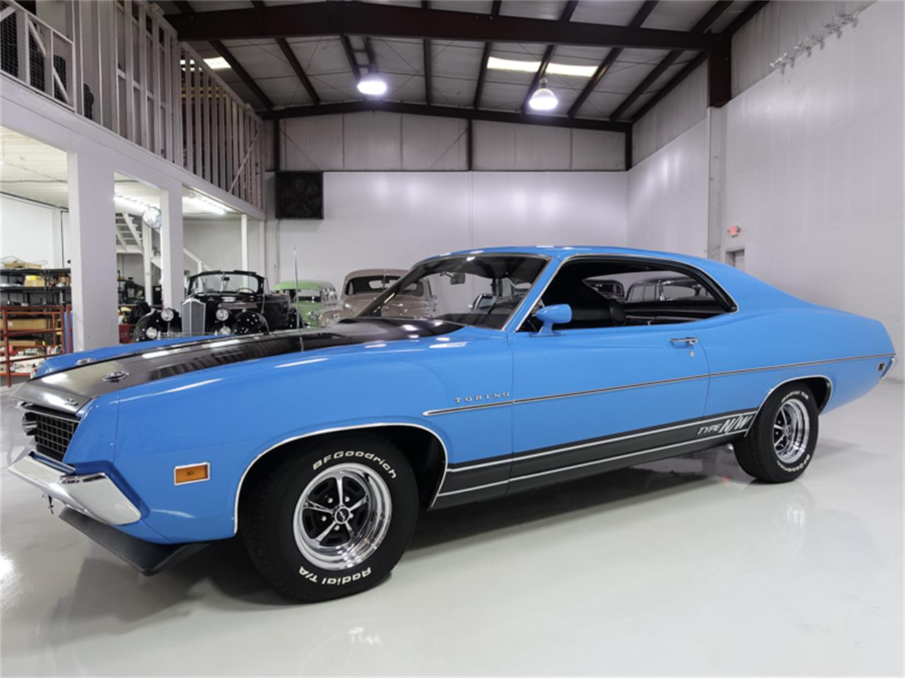Large Picture of '70 Torino located in Missouri Offered by Daniel Schmitt & Co. - MSON