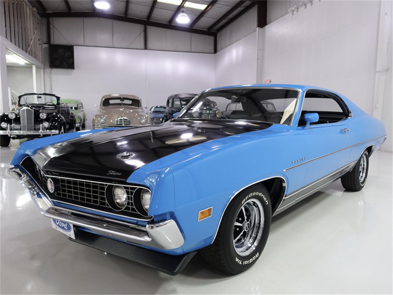 Large Picture of Classic 1970 Ford Torino located in Missouri - MSON