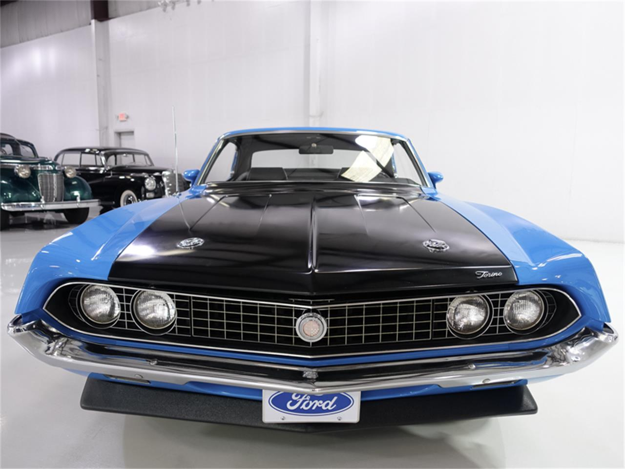 Large Picture of Classic '70 Ford Torino - MSON