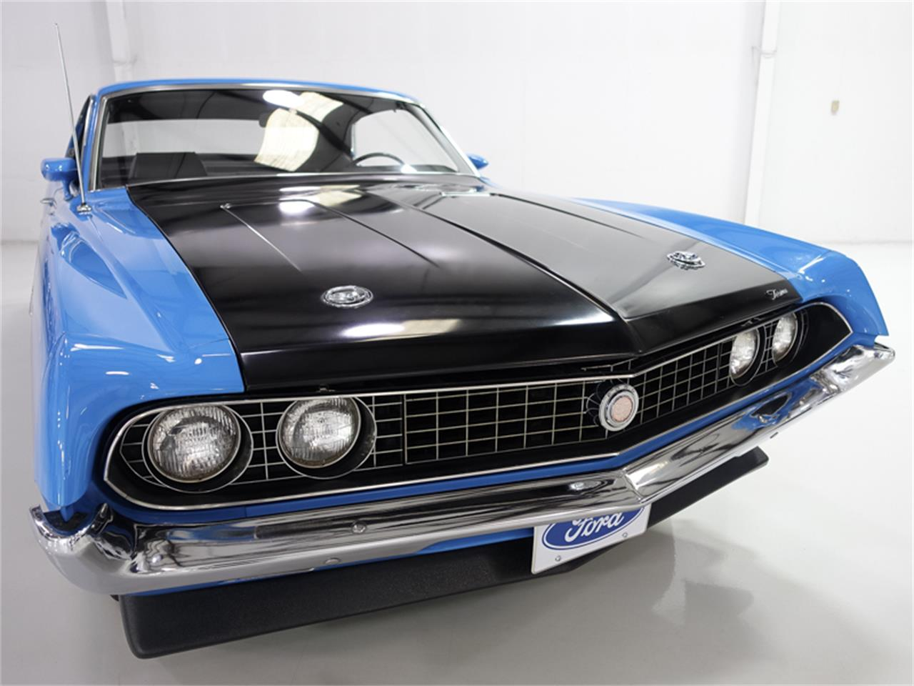 Large Picture of Classic 1970 Torino - MSON