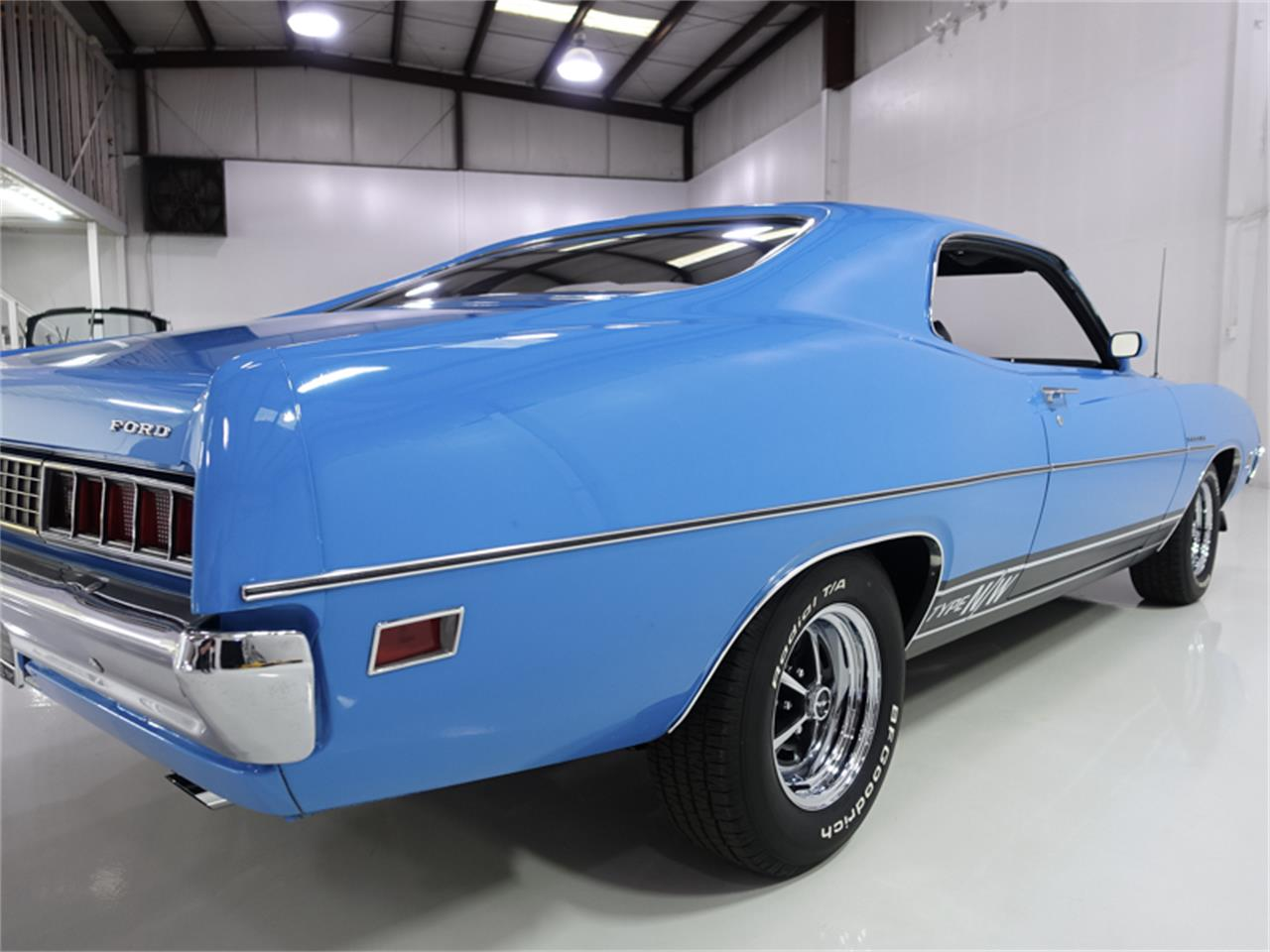Large Picture of Classic '70 Torino - MSON