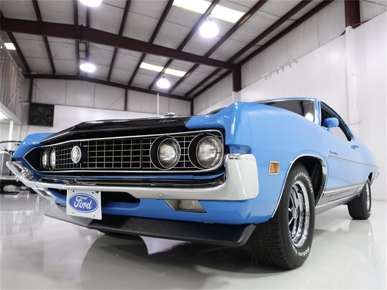 Large Picture of Classic '70 Torino located in St. Ann Missouri - MSON