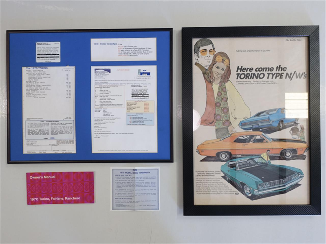 Large Picture of '70 Ford Torino - $59,900.00 Offered by Daniel Schmitt & Co. - MSON