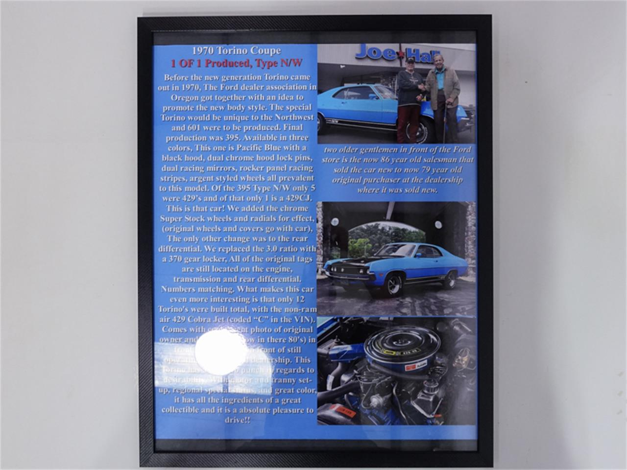 Large Picture of Classic '70 Ford Torino - $59,900.00 - MSON
