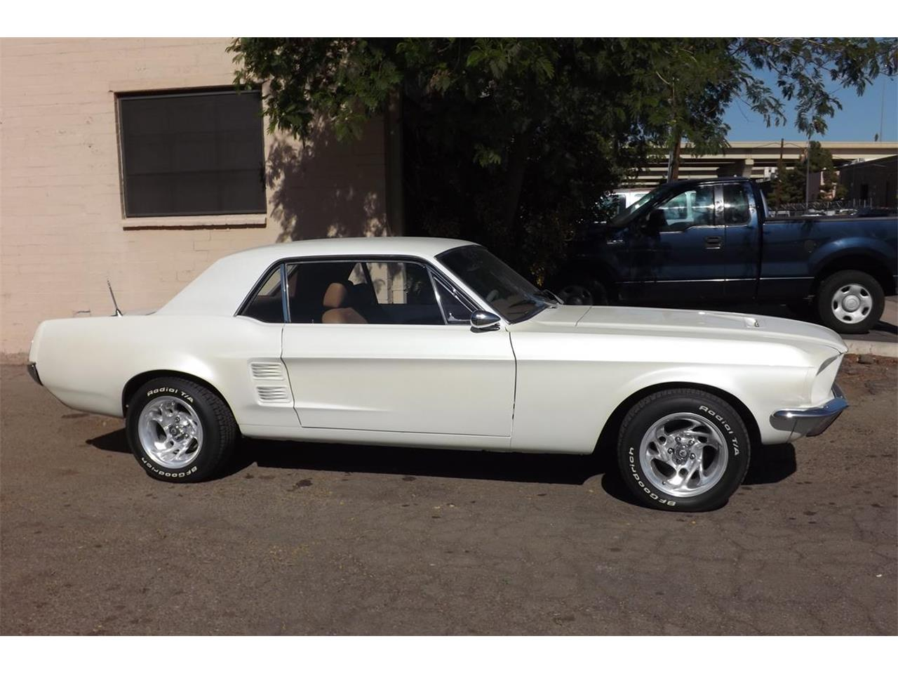 67 Mustang For Sale