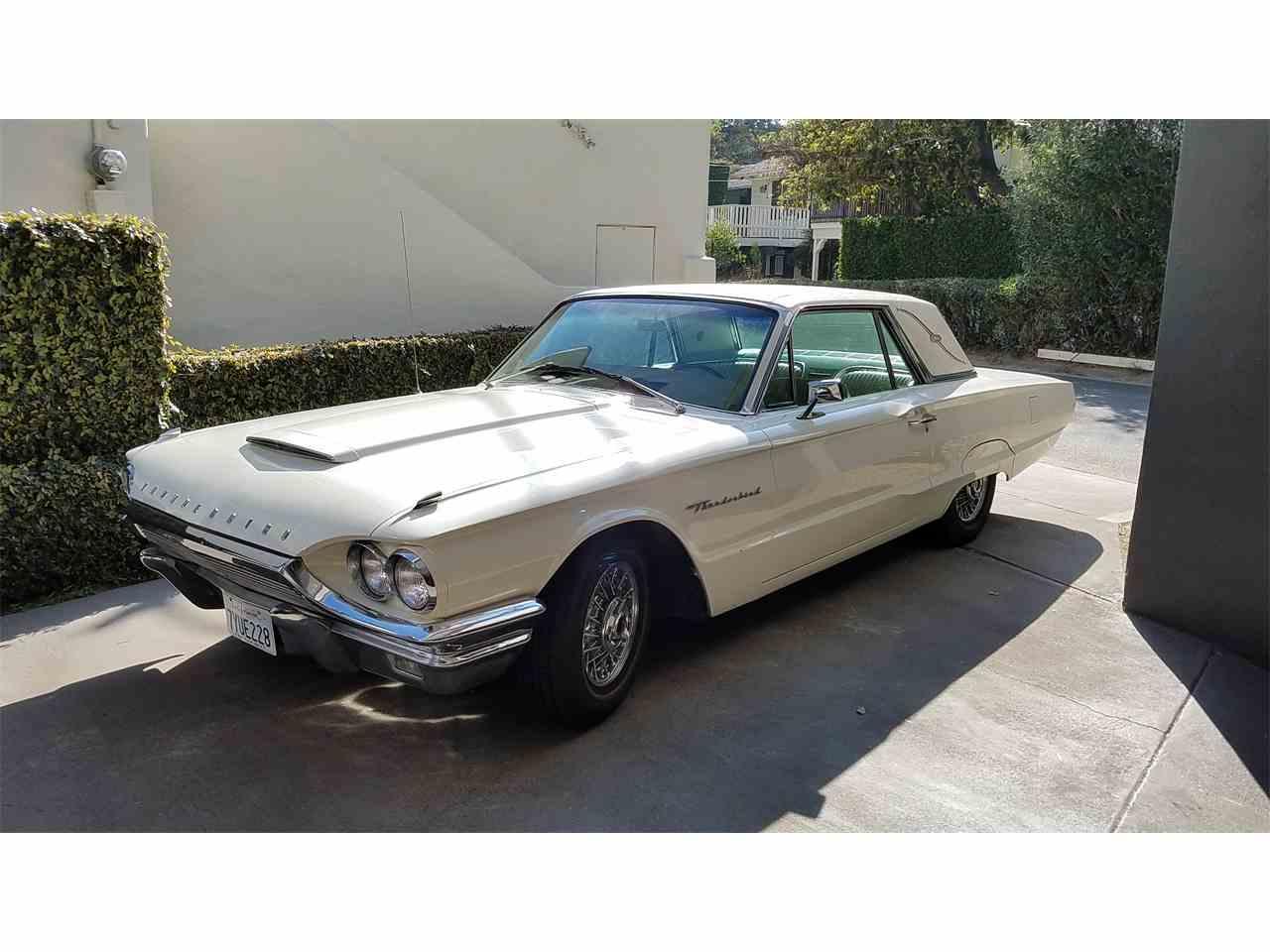 1964 Ford Thunderbird for Sale | ClassicCars.com | CC-1063633