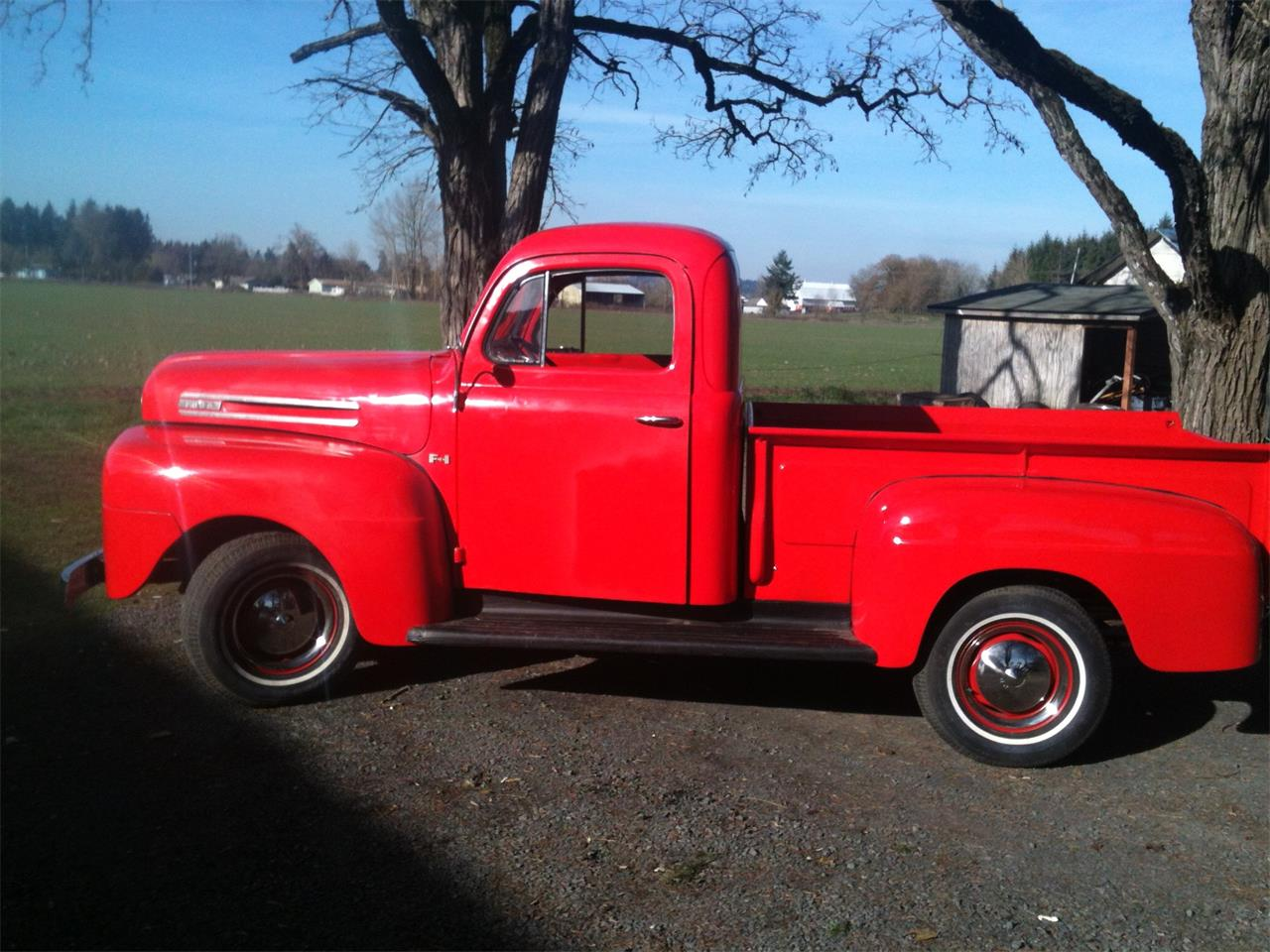 1949 Ford F1 For Sale Cc 1063634 Pick Up Large Picture Of 49 Mspe